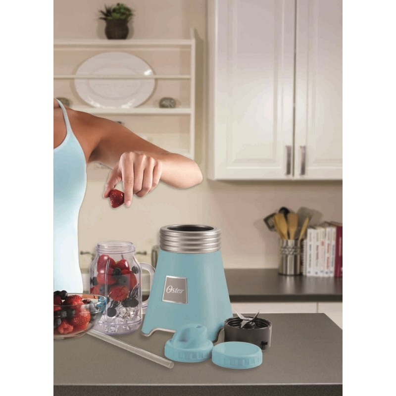 Oster Ball Blender, Blue